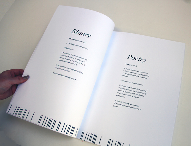 Poetry Book Cover Review : Visual poetry sophie ward